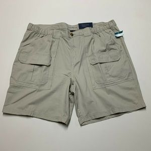 Croft & Barrow Mens Big & Tall Cargo Shorts